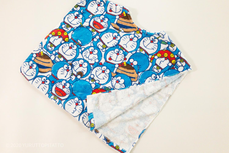 手作りの幼稚園プール用タオル
